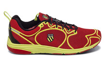 K-Swiss Men's K-Ruuz 1.5 Men's fiery red/optic yellow/black